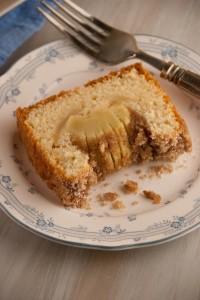 Apfelkuchen - Bavarian Apple Cake from pineappleandcoconut.com