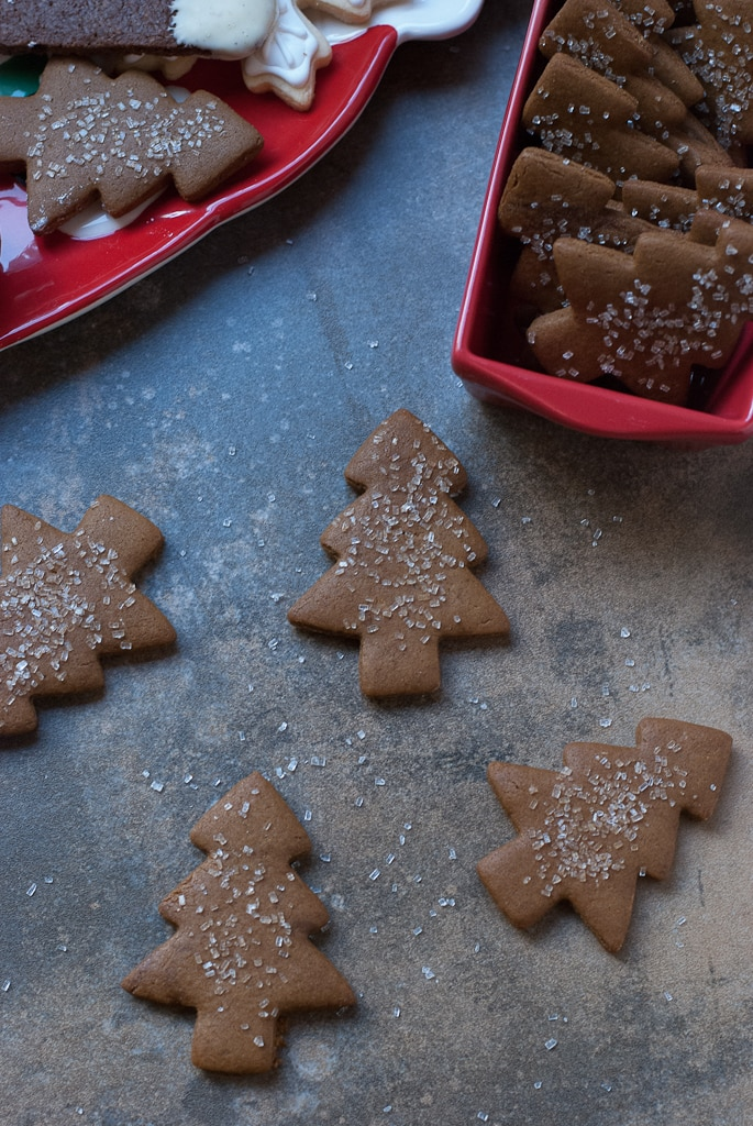 Cookies for Santa 2012 Gingerbread Christmas Trees PineappleandCoconut (3)