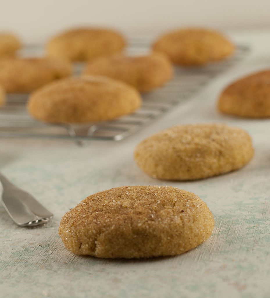 Gluten Free Pumpkin Snickerdoodles PineappleandCoconut 2 Gluten Free Pumpkin Snickerdoodle Cookies and Holiday Cookie Baking Tips