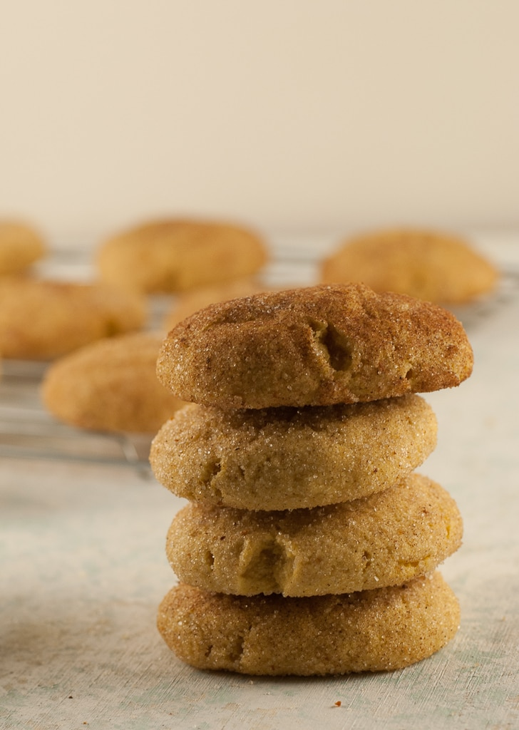 Gluten Free Pumpkin Snickerdoodles PineappleandCoconut 3 Gluten Free Pumpkin Snickerdoodle Cookies and Holiday Cookie Baking Tips