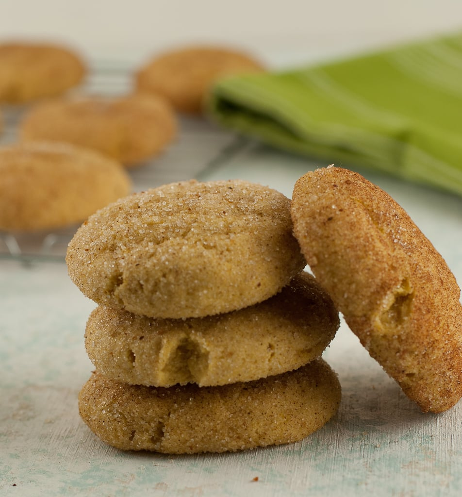 Gluten Free Pumpkin Snickerdoodles PineappleandCoconut 4 Gluten Free Pumpkin Snickerdoodle Cookies and Holiday Cookie Baking Tips