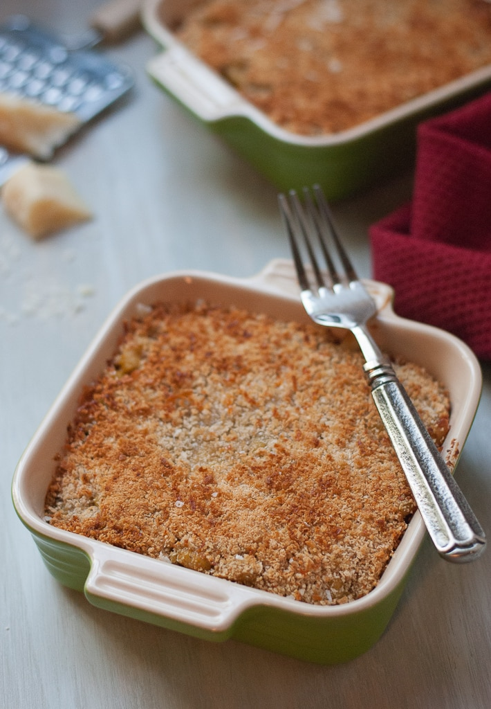 Panko Crusted Pumpkin and Goat Cheese Mac and Cheese Via Pineapple and Coconut (3)