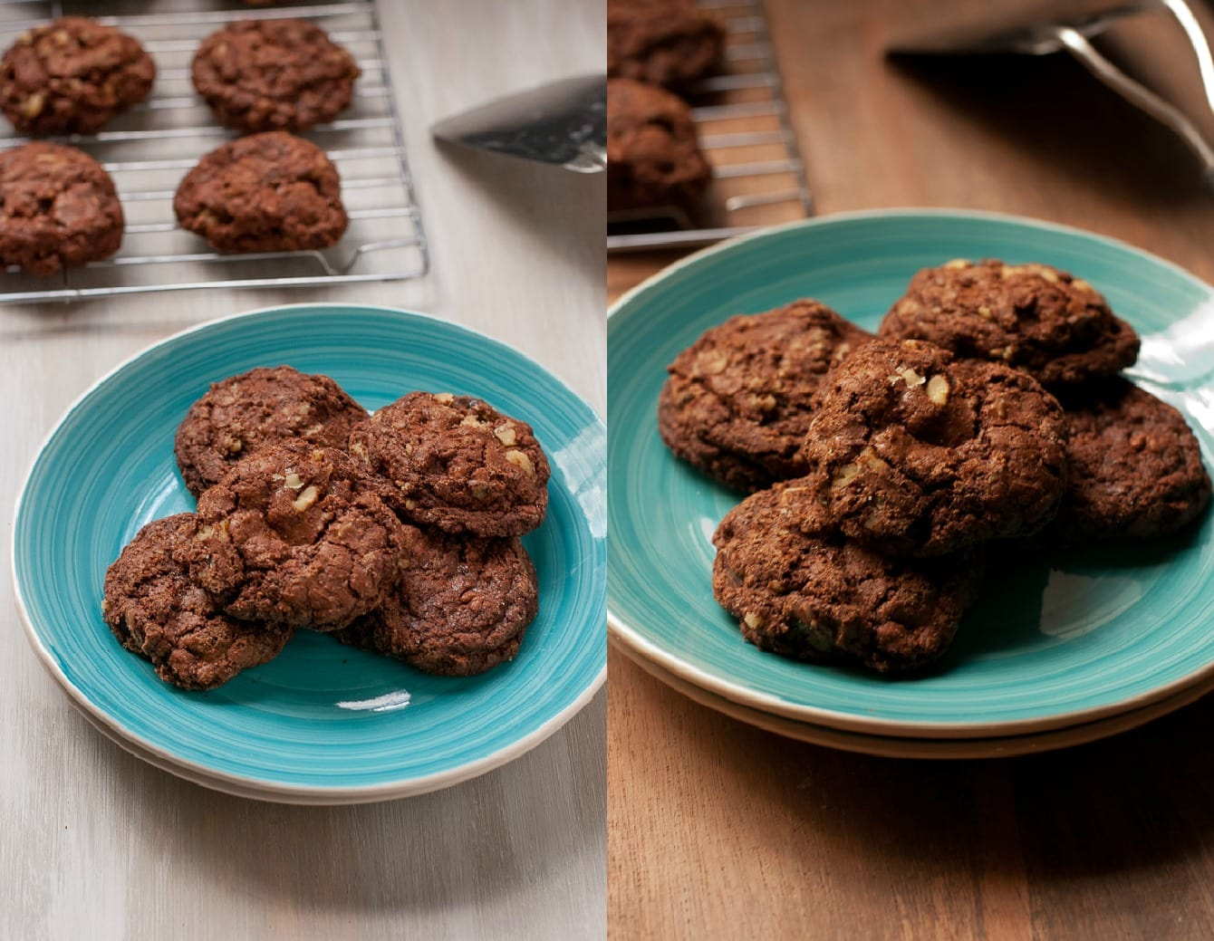 Black Angus Cookies Via PineappleandCoconut.com #chocolate #cookies