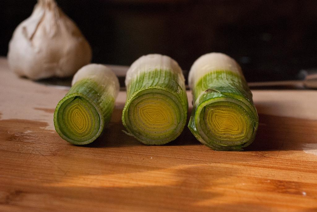 Smoky Romanesco, Celery Root and Broccoli Soup PineappleandCoconut.com