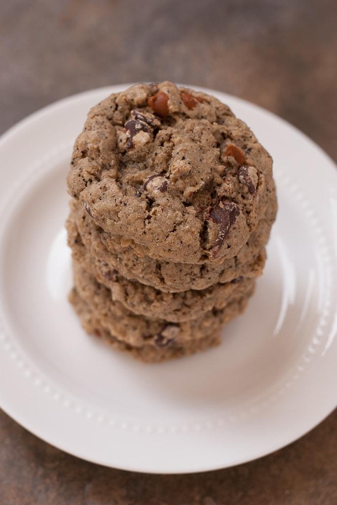 Cinnamon Dolce Oatmeal Cookies (11)