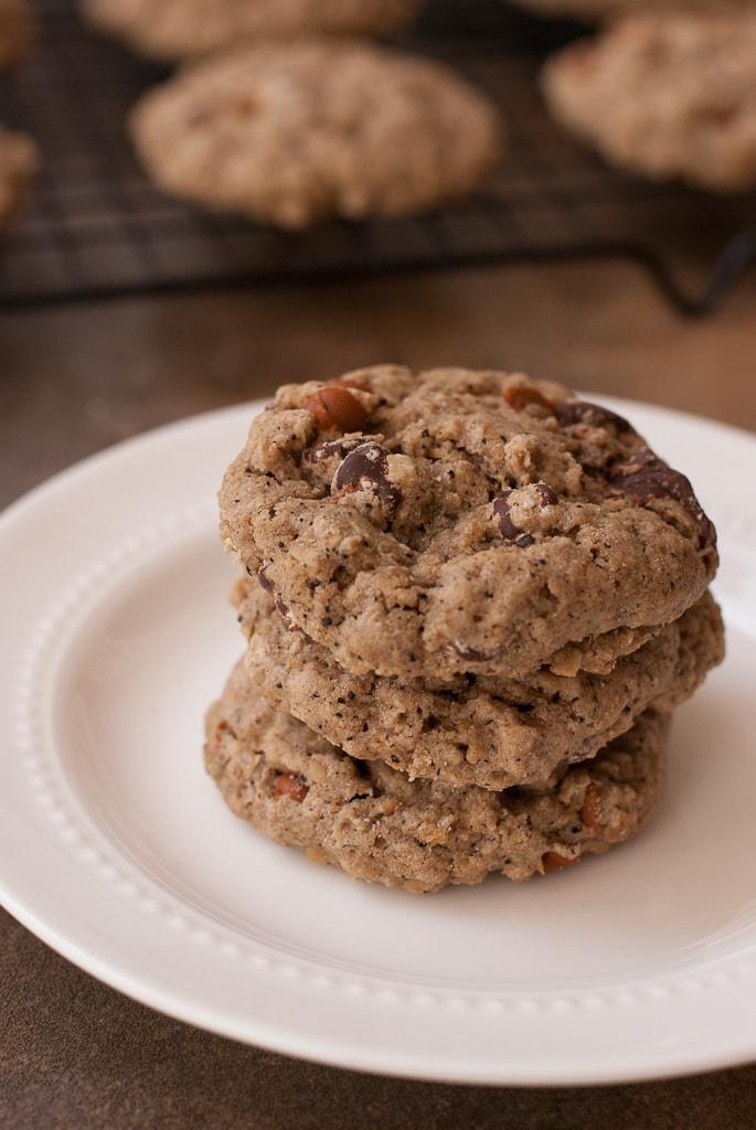 Cinnamon Dolce Oatmeal Cookies Pineappleandcoconut.com #theleftoversclub