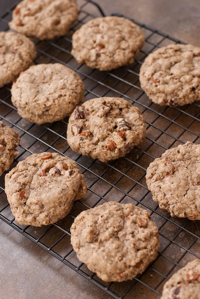 Cinnamon Dolce Oatmeal Cookies (9)
