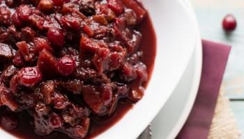 Best Ever Slow Cooker Cranberry Chutney www.pineappleandcoconut (3)