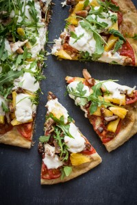 Grilled Pineapple Pork Belly Pizza-5184