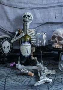 World Market Halloween Wine Party #BookOfLife