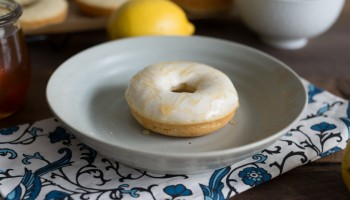 Honey Lemon Mochi Doughnuts_-756