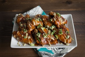 Melt your face off Spicy Asian Style Chicken Wings-928