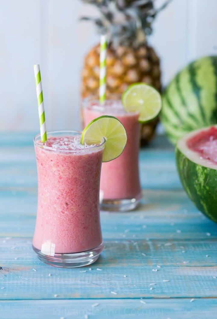 Tongan Watermelon Drink