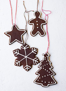 German Lebkuchen Cookies (Honey Molasses Gingerbread) for Cost Plus World Market www.pineappleandcoconut.com