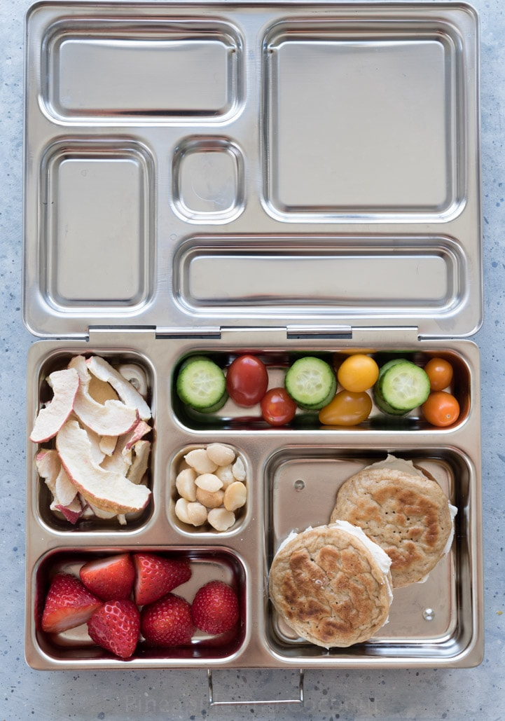 School Lunch Ideas with Planet Lunchbox