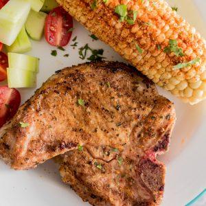 Grilled Pork Chops-638