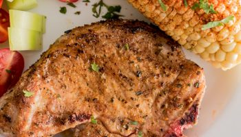 Grilled Pork Chops-638