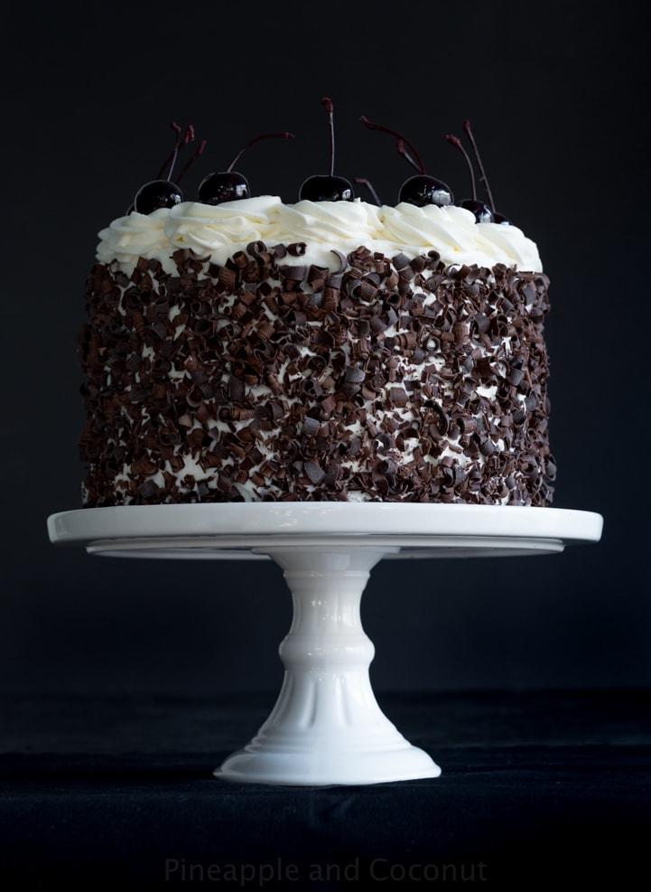 Schwarzw 228 Lder Kirschtorte German Black Forest Cake