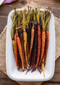 CPWM Honey Chipotle Apricot Roasted Carrots www.pineappleandcoconut.com #AD #WorldMarketTribe #DiscoverWorldMarket