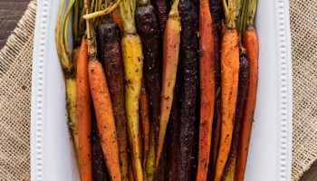 CPWM Honey Chipotle Apricot Roasted Carrots www.pineappleandcoconut.com #AD #WorldMarketTribe #DiscoverWorldMarket