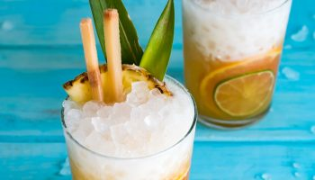 Island Dreamsicle Cocktail