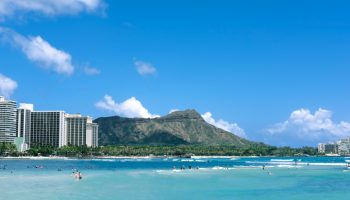 Outrigger Waikiki Beach Hotel Review Diamond Head Photo