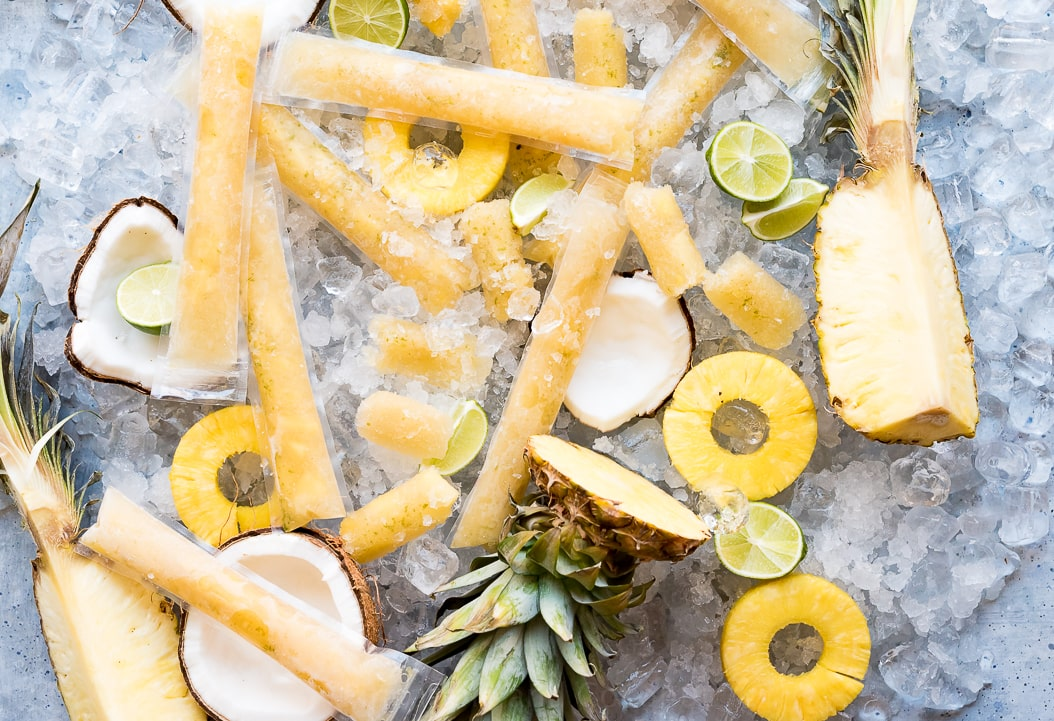 Big Island Pineapple Recipe