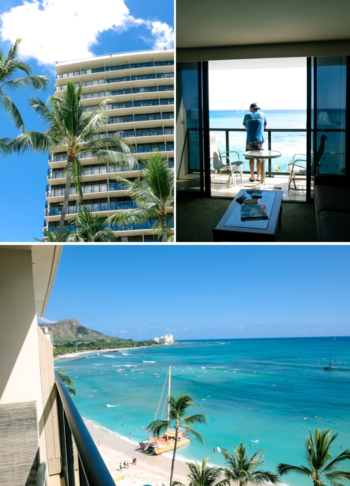 Hawaii Travel Guide Oahu Edition - Outrigger Waikiki Beach Resort Review www.pineappleandcoconut.com