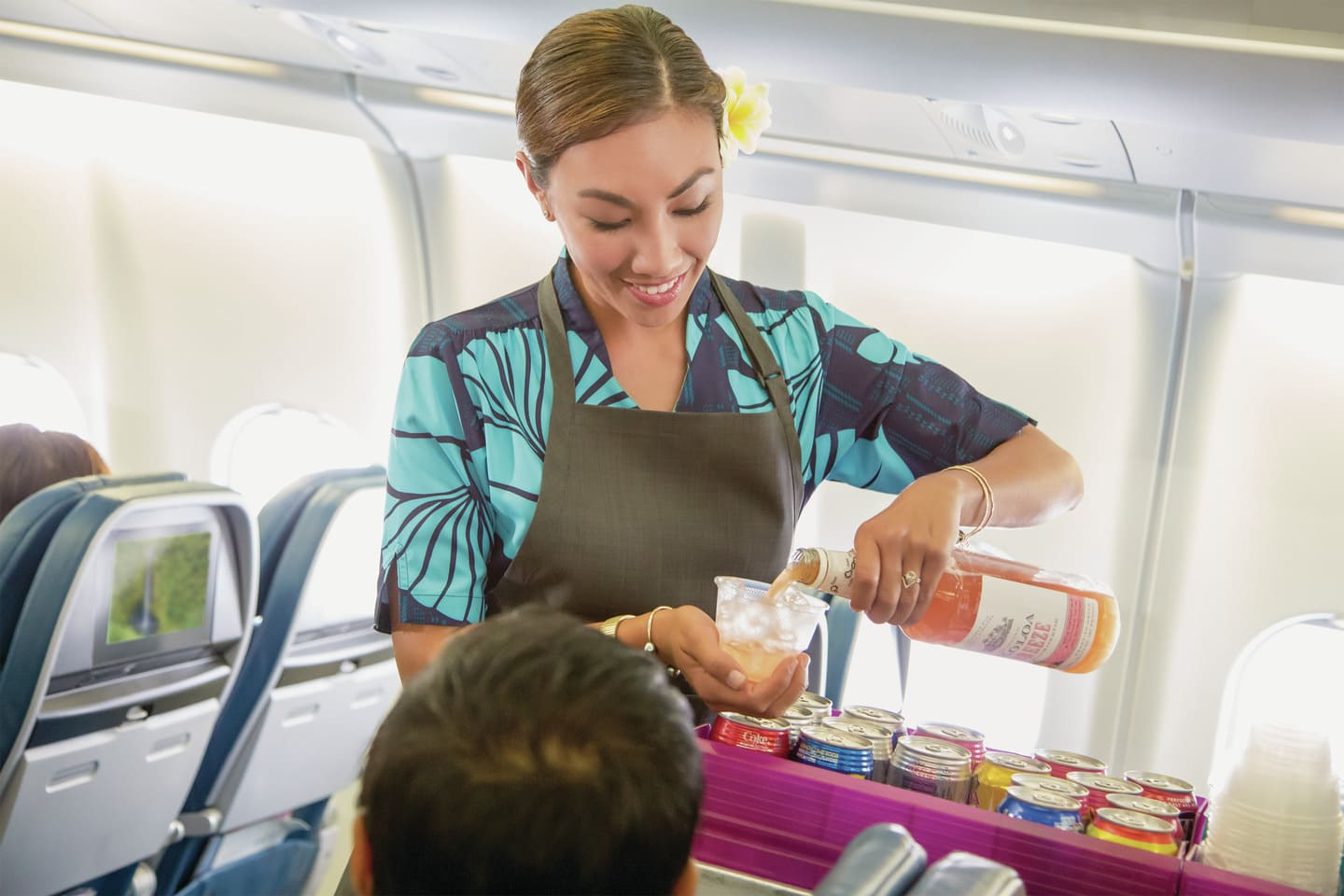 Hawaiian Airlines New Meal Program and Designer Uniforms