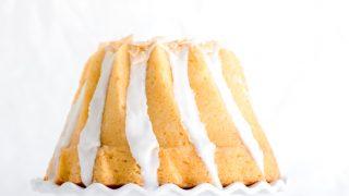 Triple Coconut Bundt Cake