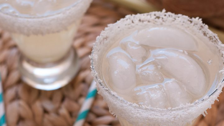 Coconut And Lemongrass Margarita