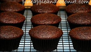 Best Ever Chocolate Cupcake Recipe