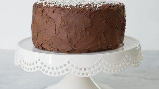Chocolate Cake and Martha Stewart