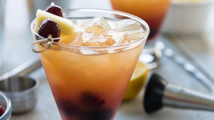 Wicked Waikiki Sour Cocktail