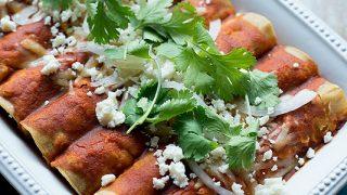Best Ever Chicken Enchiladas {Appreciation Post}