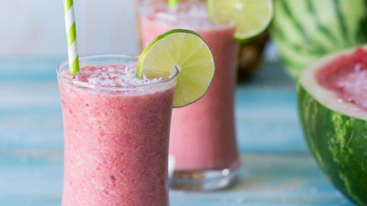'Otai - Tongan Watermelon Drink