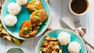 Sous Vide Hawaiian Shoyu Chicken