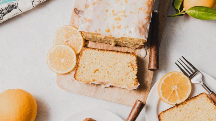 One Bowl Ricotta Meyer Lemon Loaf Cake